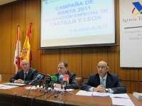 Hacienda ha devuelto ya 41,33 millones de euros (28% más) a 62.439 contribuyentes de CyL