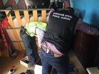 Detenidas ocho personas acusadas de gestionar dos puntos de 'tele-coca' en Zurgena y Huércal-Overa