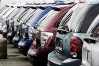 Las matriculaciones de automóviles caen en la Comunitat un 40,2%, el segundo mayor descenso