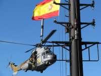 Salvamento Marítimo evacua al tripulante enfermo de un buque que se encontraba a unas 380 millas de La Palma