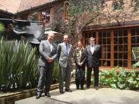 Cecale y la patronal colombiana unirán fuerzas para definir estrategias de cooperación empresarial