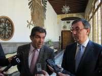 El presidente del TSJA destaca el trabajo de la juez de los ERE y espera que termine la instrucción