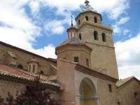 La restauración de la nave central de la Catedral de Albarracín estará terminada en quince días