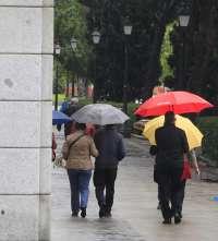 El Gobierno de Aragón activa la alerta amarilla por lluvias y tormentas en la Comunidad Autónoma