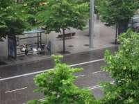 Activada la alerta amarilla por lluvias en el norte de la provincia de Cáceres