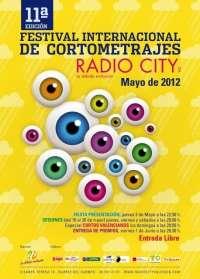 Ochenta cortometrajes de los 425 recibidos optan a los premios del festival de Radio City
