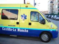 El SESCAM avala que las UVI de emergencias siguen prestando un servicio óptimo en Valdepeñas (Ciudad Real)