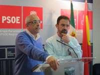 El PSOE pedirá en el Parlamento de Extremadura medidas de protección para parados de larga duración y microempresas