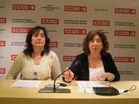 CCOO dice que el acuerdo entre Sanidad y patronales de residencias supondrá la pérdida de entre 1.500 y 2.000 empleos