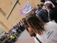Unos 70 periodistas se concentran en Palma por la