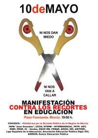 El Comité de Resistencia de la Enseñanza Pública no Universitaria llama al sector educativo a manifestarse este jueves