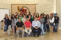 Alumnos y docentes de la Universidad de Texas se reúnen con los integrantes del Centro Crímina de la UMH de Elche