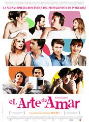 El arte de amar (2011) - Cartel