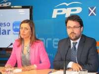 Tavío no optará a la reelección como presidenta del PP de Tenerife pero asegura la