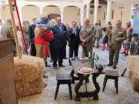 Cinco muestras, entre ellas una inédita sobre armas del Ejército, entre las actividades programadas para el DIFAS 2012