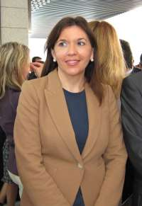 Mercedes Alonso anuncia que optará a la presidencia provincial del PP