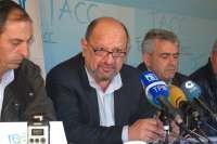 El PSOE asegura que Francisco González renunciará a su acta de diputado si es imputado por el juez