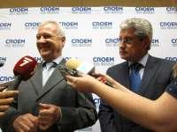 Miguel del Toro, reelegido presidente de Croem por aclamación