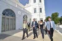 El Gran Casino del Sardinero se inaugura el próximo 8 de junio tras la reforma integral de sus instalaciones