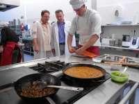 José Miguel Moreno gana la final del Creajoven de Gastronomía con un plato de verduras de la huerta de Murcia y cítricos