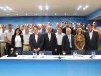 Arenas defiende la gestión del alcalde de Estepona, que adopta decisiones