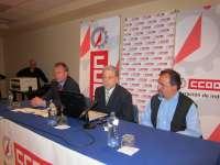 CCOO alerta de que Asturias lidera el índice de mortalidad en accidentes de trabajo