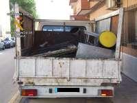 Detenidas dos personas después de ser retenidas por el dueño de la nave que intentaban robar en Belinchón
