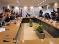 La Xunta y 10 bancos financiarán operaciones de exportación de pymes gallegas por un valor total de 10 millones