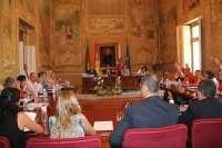 El Pleno aprueba la construcción del centro de emprendedores en la Carmencita con el voto de PP y PRC