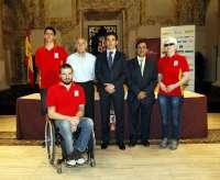 La delegación española para los Juegos Paralímpicos de Londres contará con siete deportistas castellanoleoneses