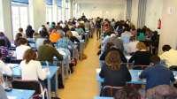 La UNED examina en Baleares a 1.184 personas inscritas en el curso de acceso a la Universidad
