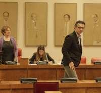 Posada convoca de urgencia a la Mesa del Congreso porque el PP pide vetar un acto auspiciado por Amaiur y PNV