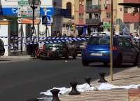 El atracador herido en San Juan cuenta con 16 detenciones anteriores, la última por malos tratos