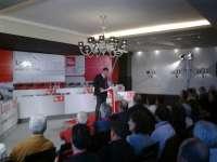 José Ramón Gómez Besteiro, nuevo secretario provincial del PSdeG de Lugo: