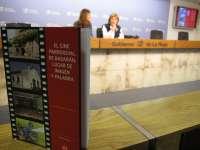 Un libro del IER rinde homenaje al cine parroquial de Badarán que fue