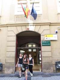 El Gobierno regional invertirá 228.540 euros en el servicio de prestaciones de la Biblioteca de La Rioja