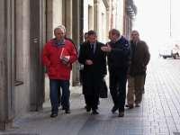 Segunda incomparecencia de Cándido Méndez en el juicio promovido por históricos de UGT sancionados por la MCA