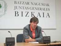 PSE-EE de Bizkaia pide a la Diputación que acepte la colaboración