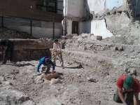 Trabajos de excavación de empresa Gaia Arqueología sacarán a la luz la serie estratigráfica de la zona