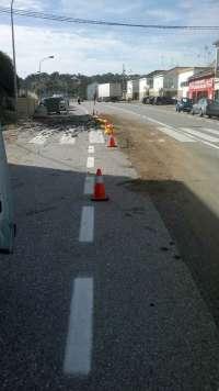 El PP pide el cierre del vertedero tras el derrame de un camión que iba a la planta en una localidad de Sevilla