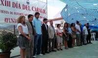 Más de 5.000 personas asisten al Día del Caracol en Riogordo, que reparte 320 kilos de este plato