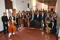 La Jove Orquestra de Ponent se estrena con un concierto en Cervera
