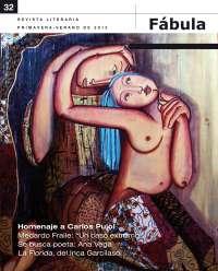 Arlea publica el número 32 de 'Fábula', revista literaria de la UR, que incluye un homenaje al poeta Carlos Pujol