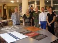 Eugenia Agustí obtiene el Premio Internacional de Arte Gráfico Carmen Arozena