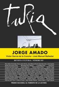 Jorge Amado protagoniza la revista 'Turia'