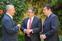 PP-A incluye a Arenas, Sanz, Zoido y Rojas como vocales titulares de la Diputación Permanente del Parlamento