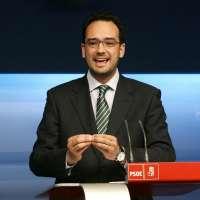 Hernando (PSOE) critica la política de autoritarismo que ejercer Mariano Rajoy, que