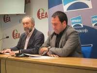 Amaiur dice que el rescate costará 6.000 euros a cada familia vasca, lo que evidencia