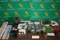 Diecinueve detenidos en una operación contra el tráfico de drogas en zonas de ocio de Cantabria