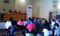 CHA critica que el Gobierno de Rajoy